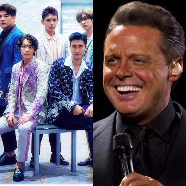 Super Junior, Luis Miguel